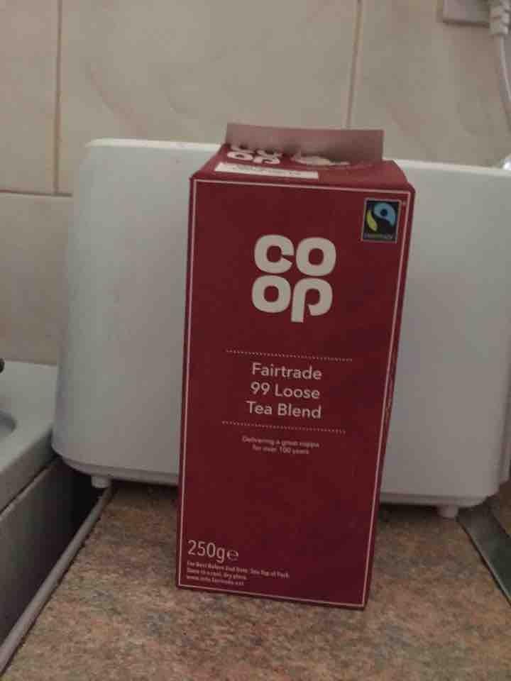 loose tea blend