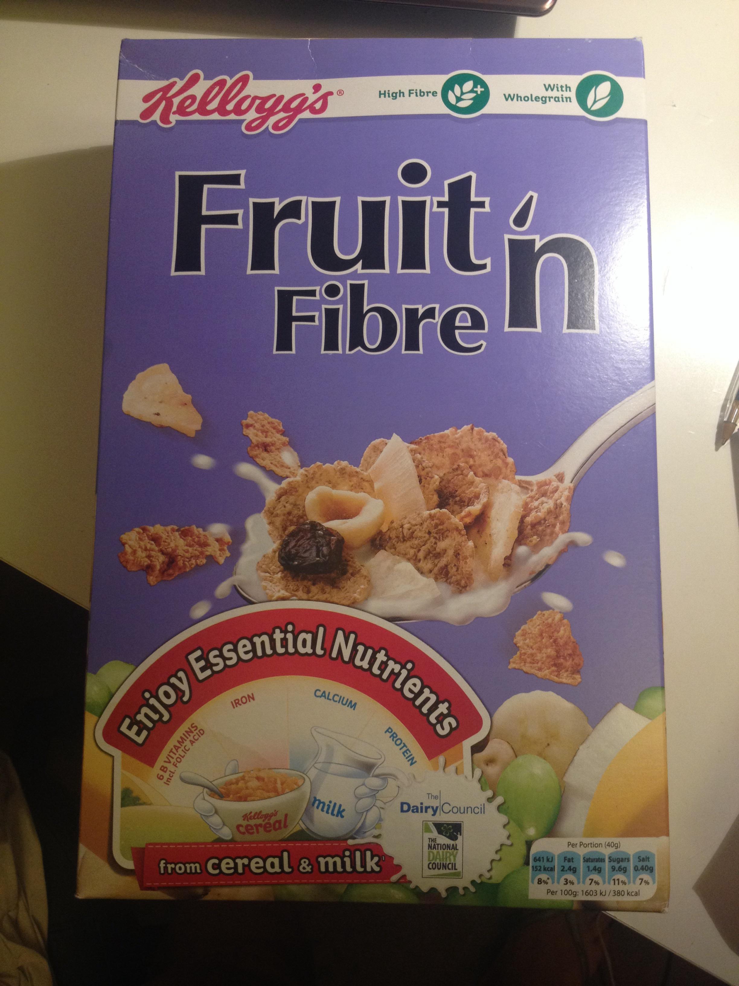 Fruit 'n Fibre