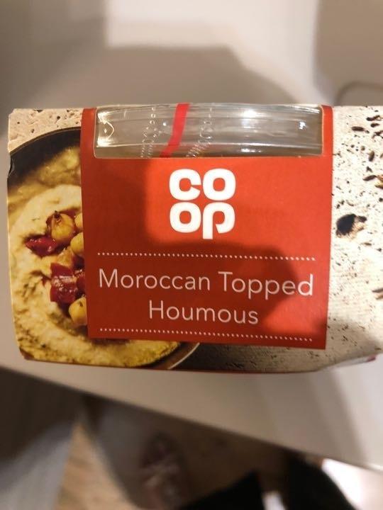 Moroccan Houmous