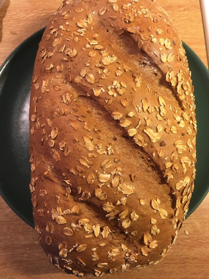 Brown bread 1 pieces