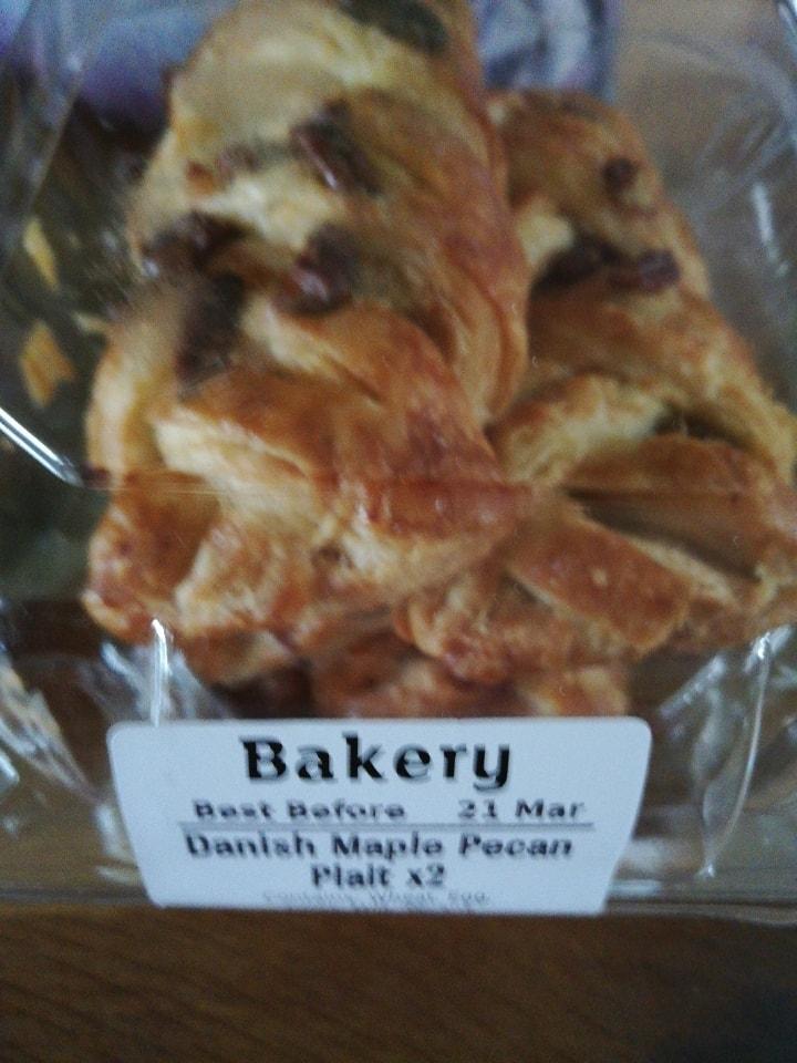 Danish Maple Pecan