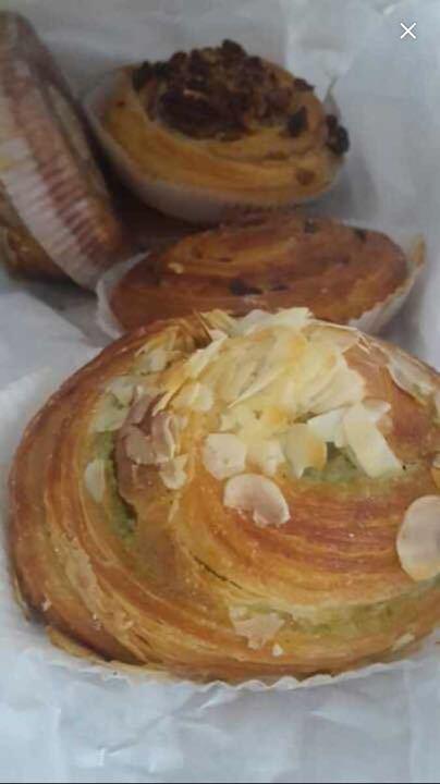 Mix of Pastries x 6