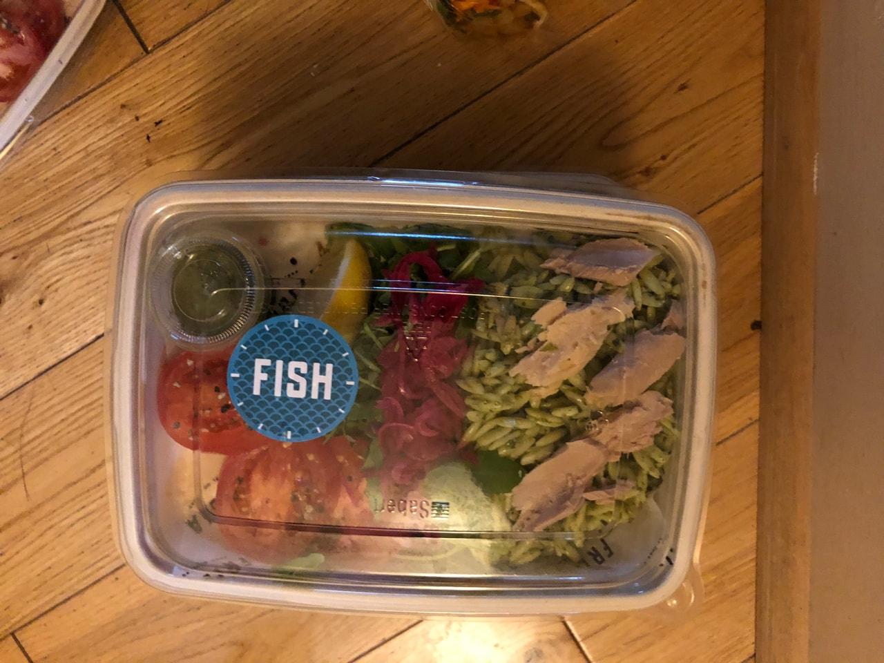 Friska - Fish salads