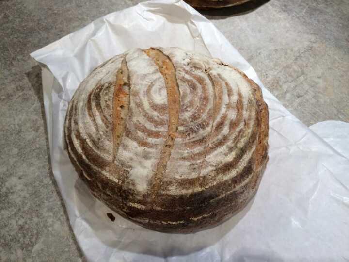 Walnut bread ×3