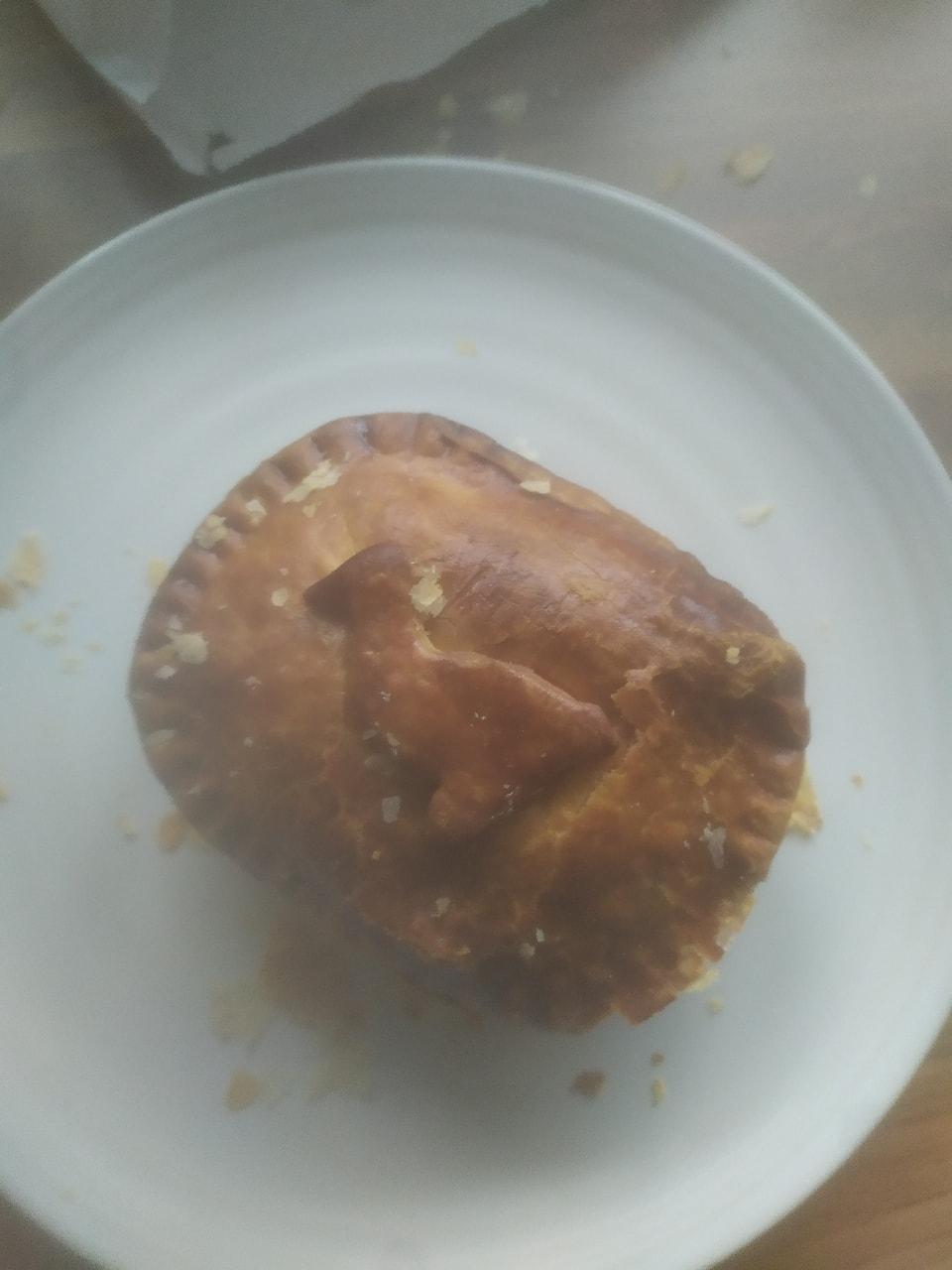 Pie - contents unknown