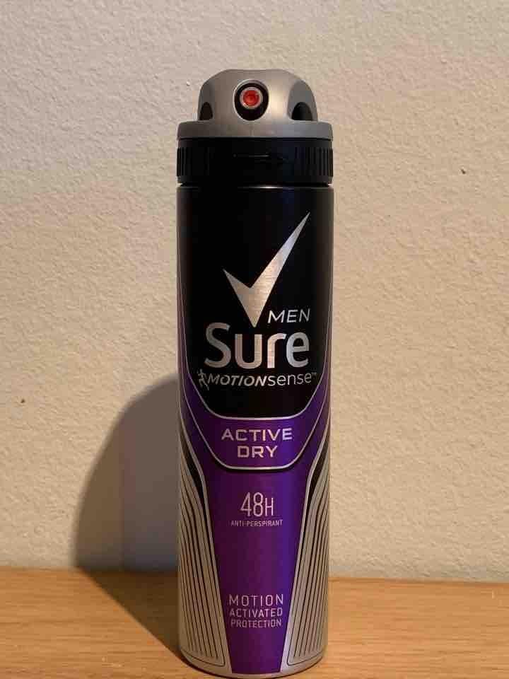 Sure deodorant