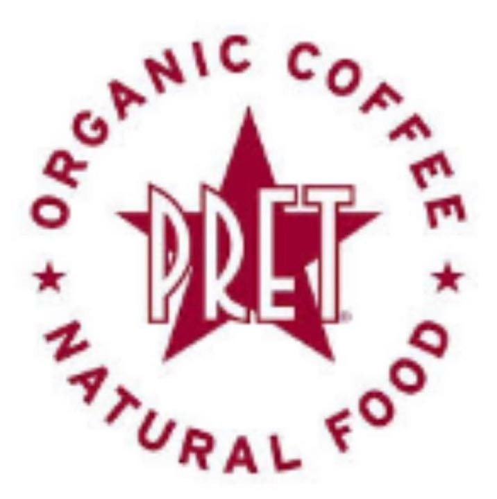 Pret A Manager- wraps, sandwiches and salads