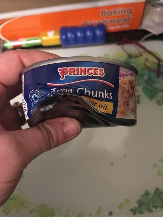 Princes tuna chunks in sunflower oil