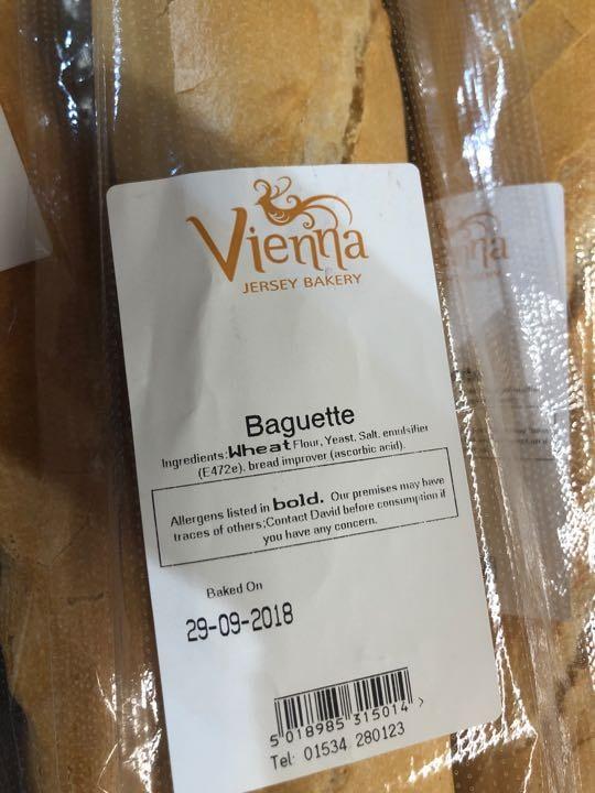 Baguette x5