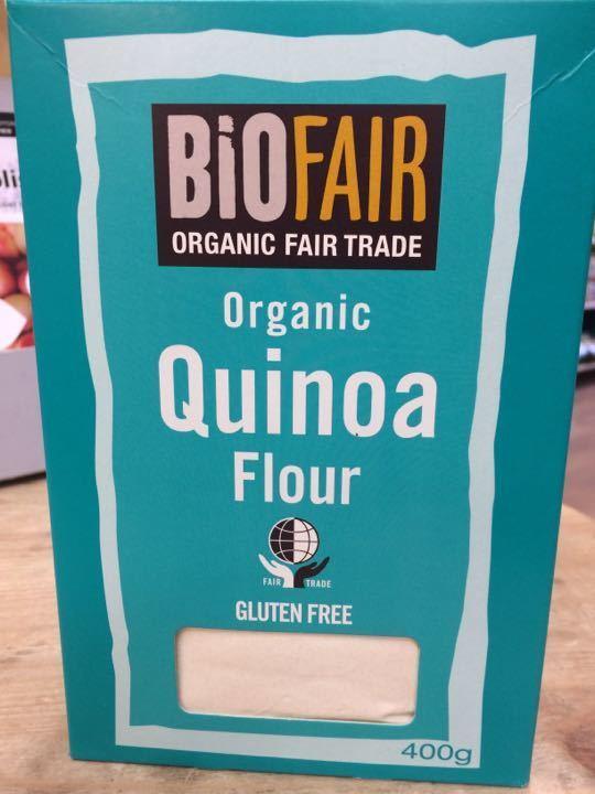 g/f organic quinoa flour 400g