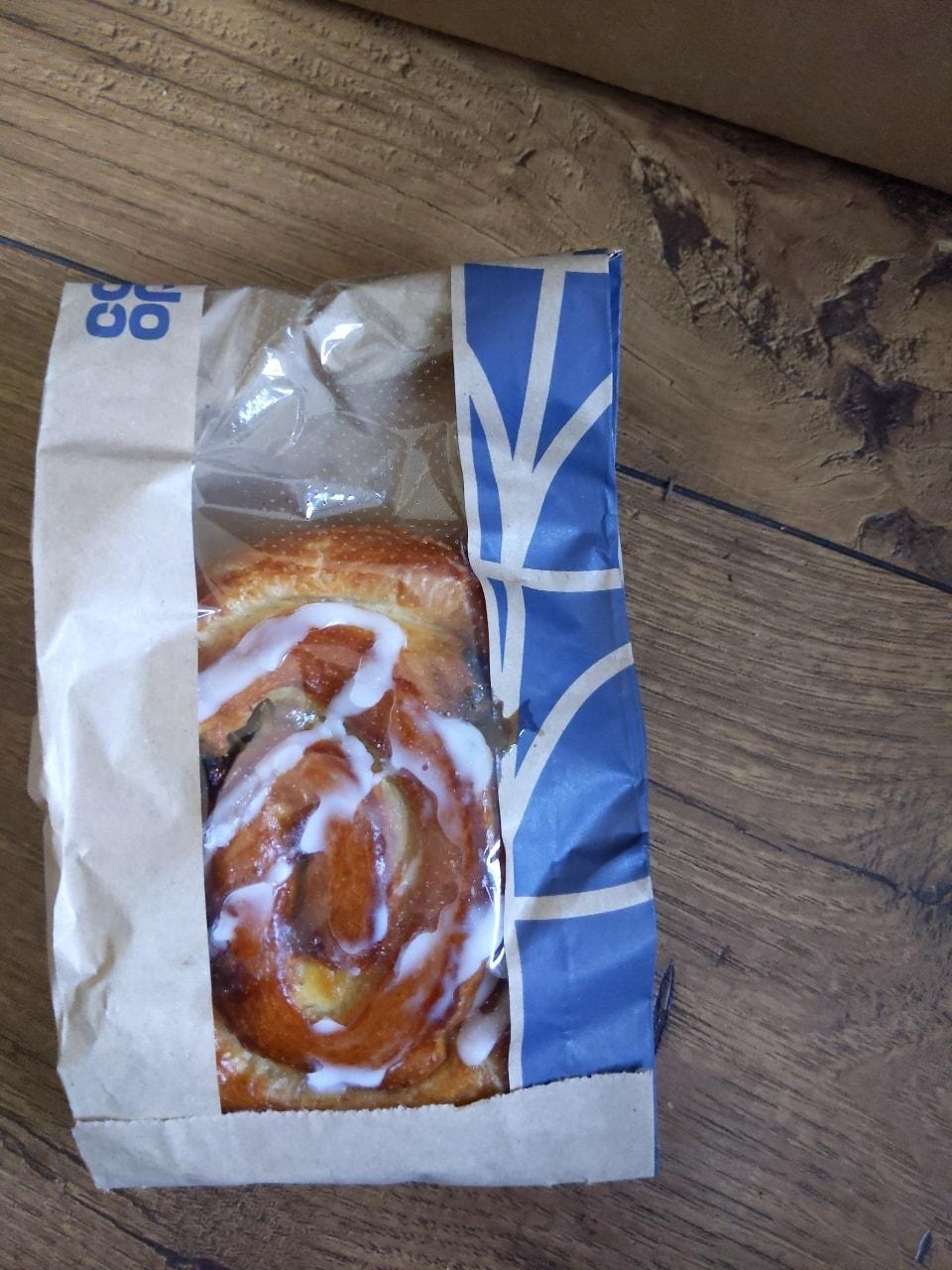Pastry swirl