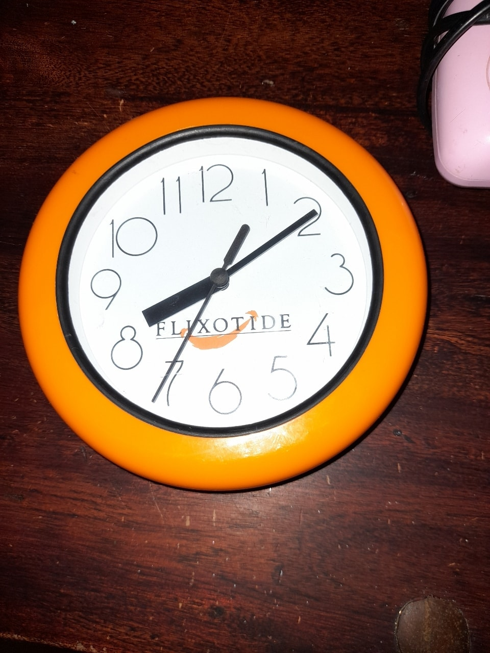 Clock free to collect