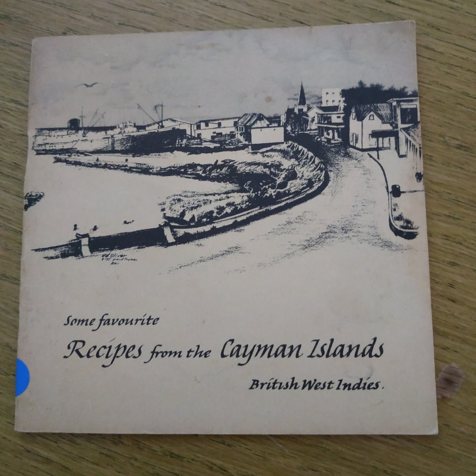Cookbook - Recipes from the Cayman Islands