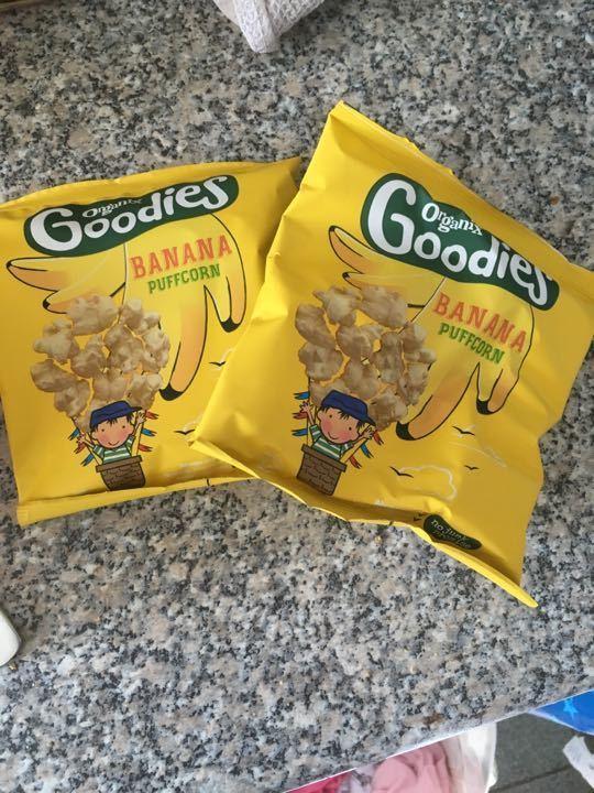 Goodies snac