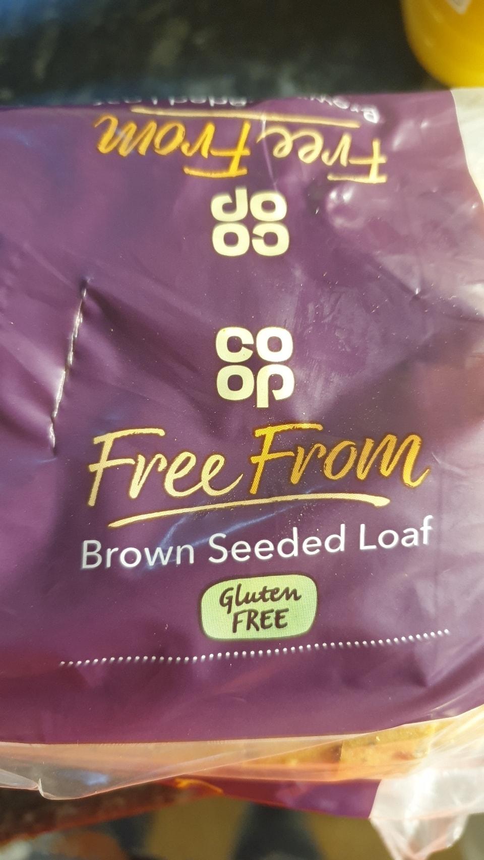 Free form gluten loaf