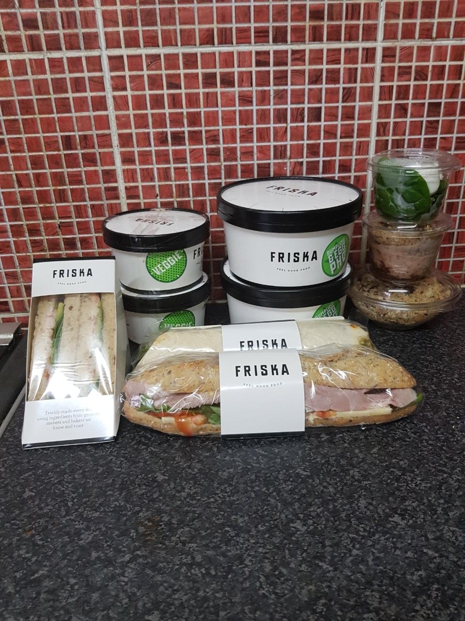 Friska Food MIXED