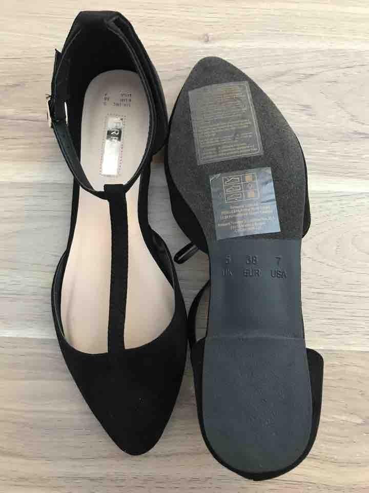 Zapatos talla 4 mx, 7 usa