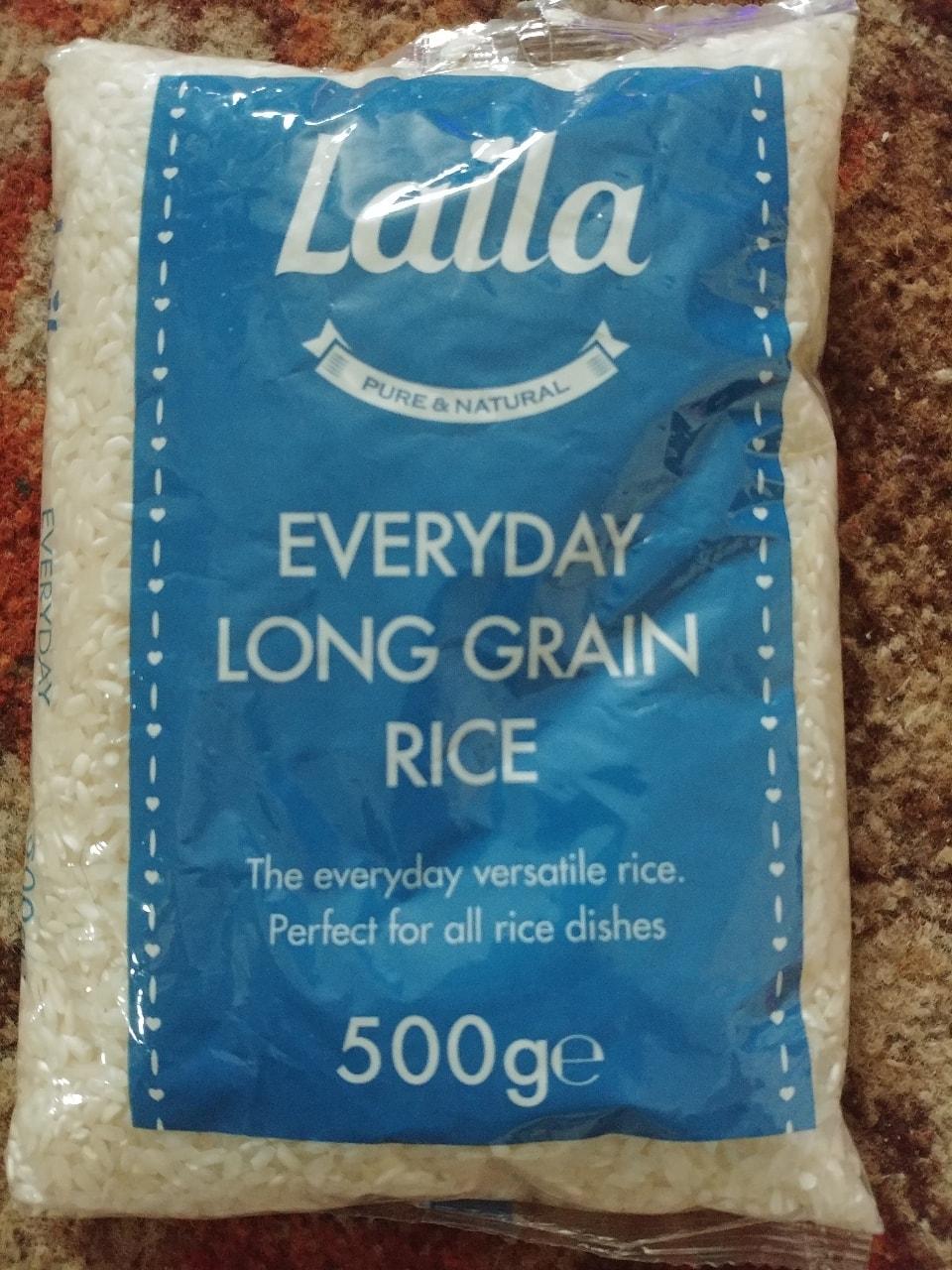 Laila everyday long grain rice