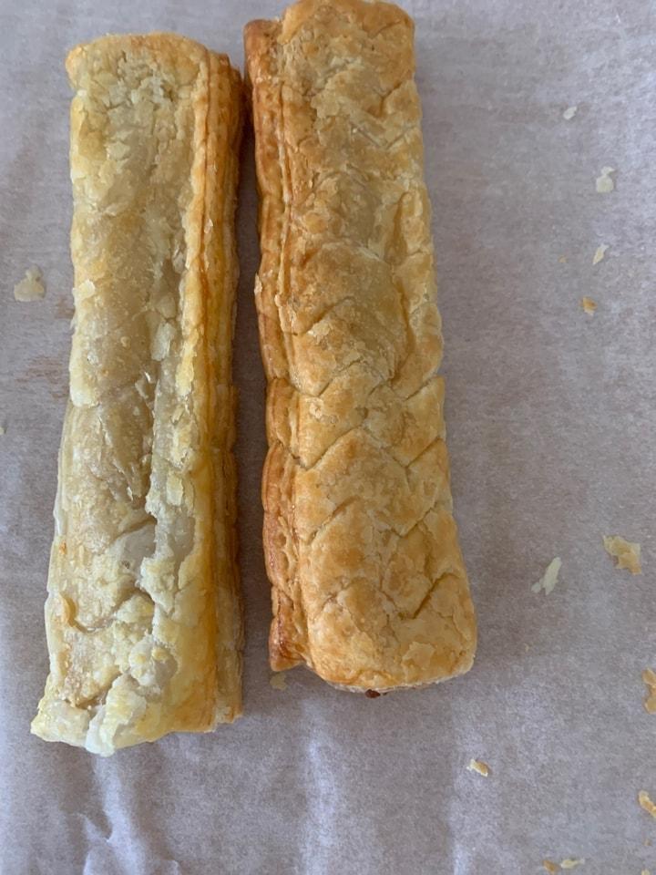 2 Sausage rolls