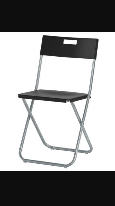WANTED - fold up chairs