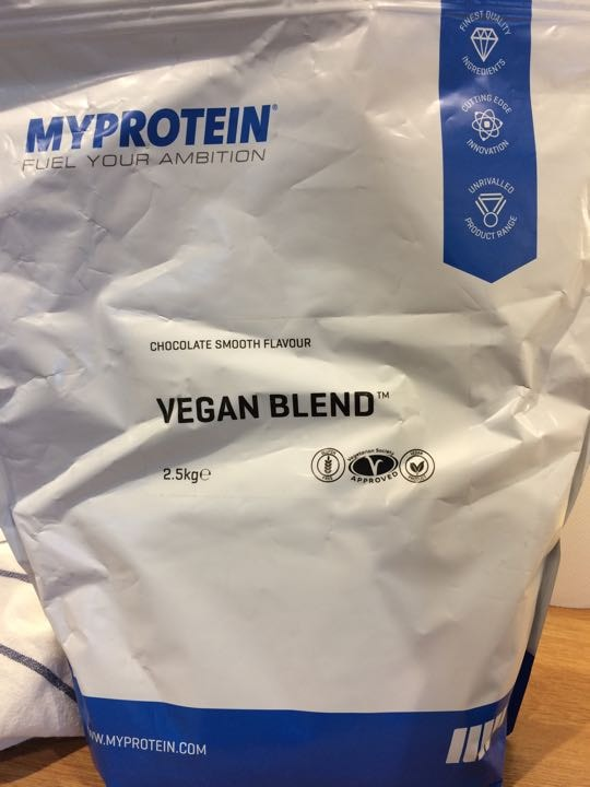 Vegan Blend protein powder