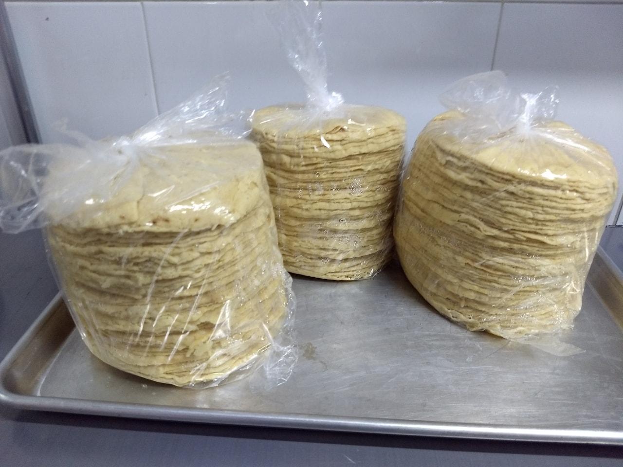 Regalo 6 kilos de tortilla del dia de ayer 25 oct