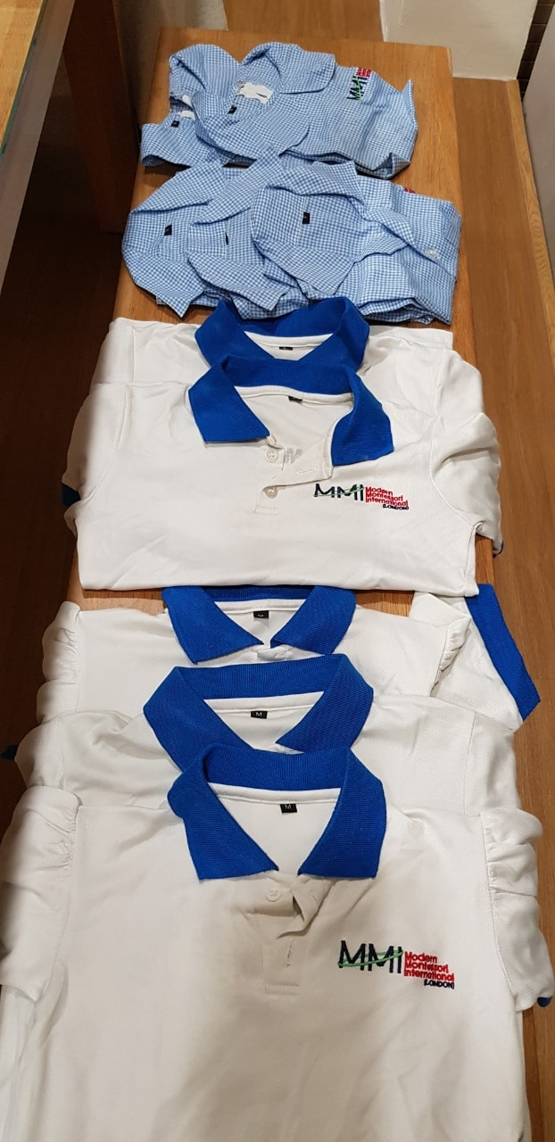 MMI preschool uniform