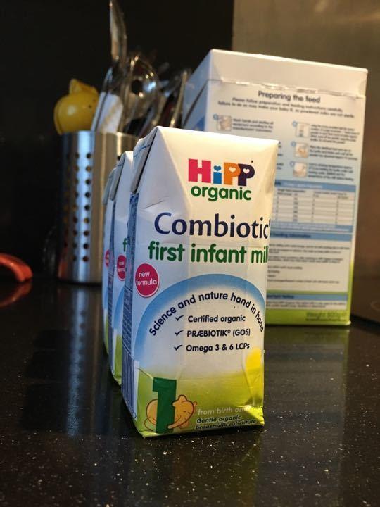 Hipp Organic Ready Made Milk Stage 1