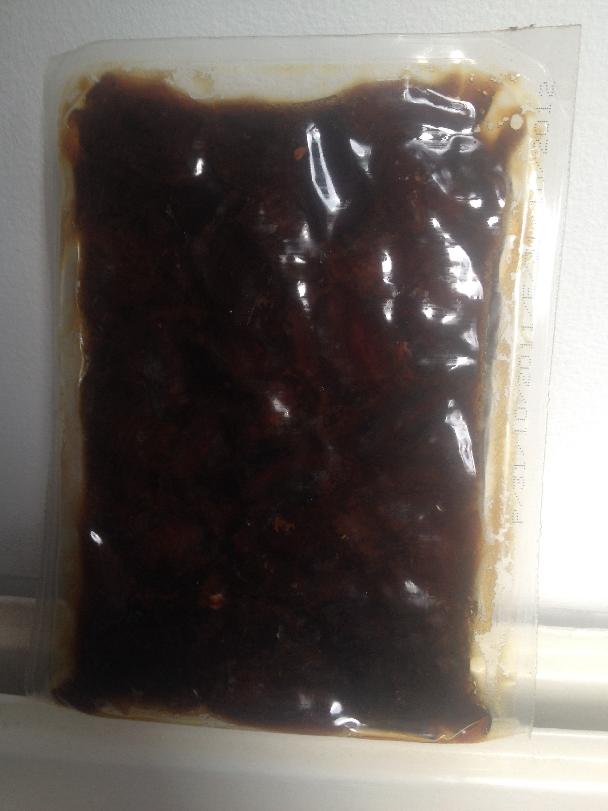 Dates, vacuum-packed