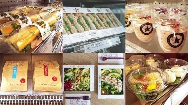 PRET Sandwiches/Baguettes - SATURDAY 11AM