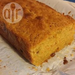 Carrot & raisin spice cake loaf - MADE TO ORDER