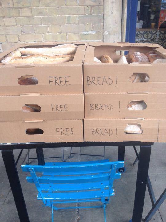 Sourdough loaves. Plenty!