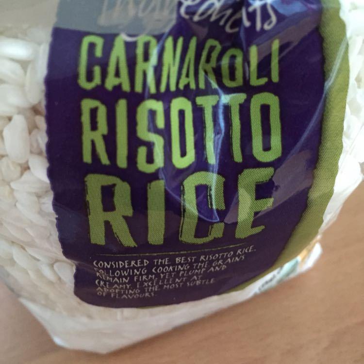 Risotto rice..