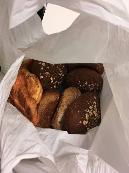Bread bunns