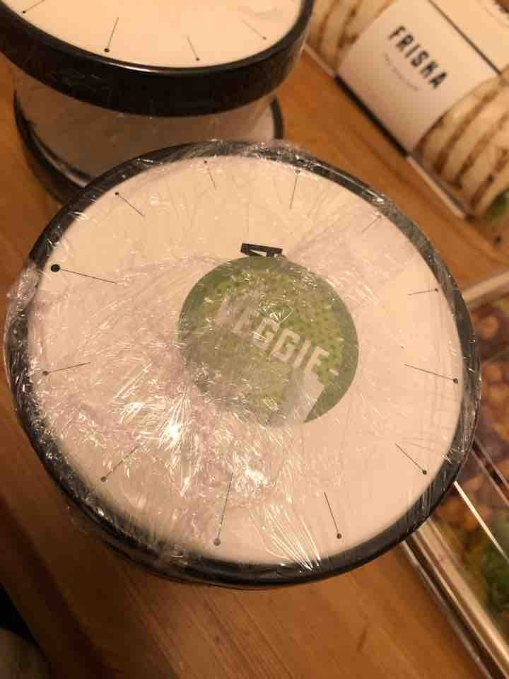 Friska small veggie soups
