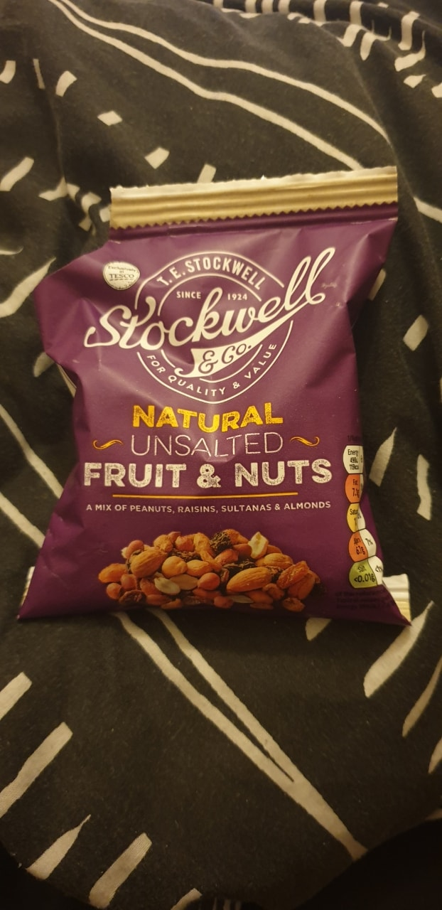 Stockwell fruit and nut mix