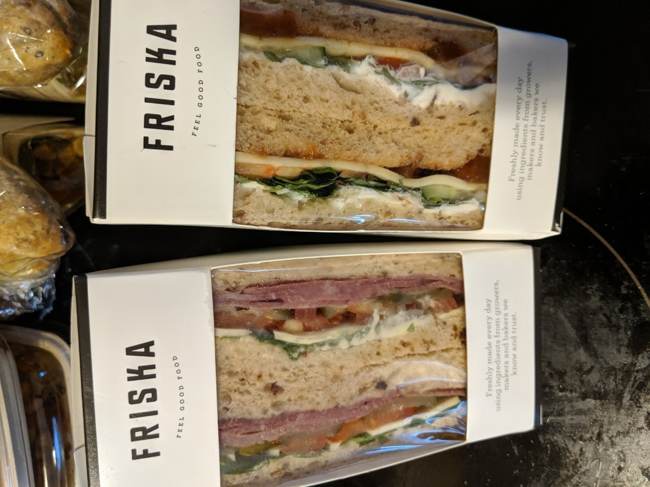 Friska Sandwiches