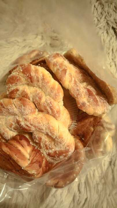 Mixed pastry from Pesso