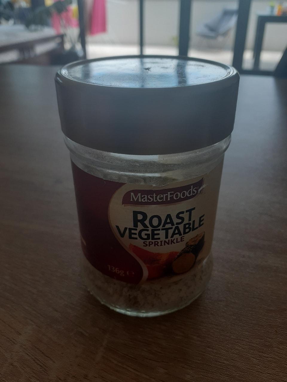 Roast veg sprinkle