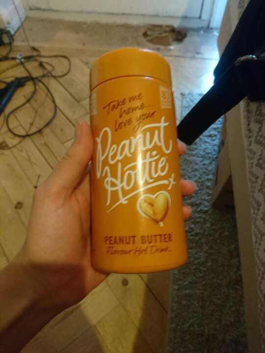 Peanut butter hot chocolate!