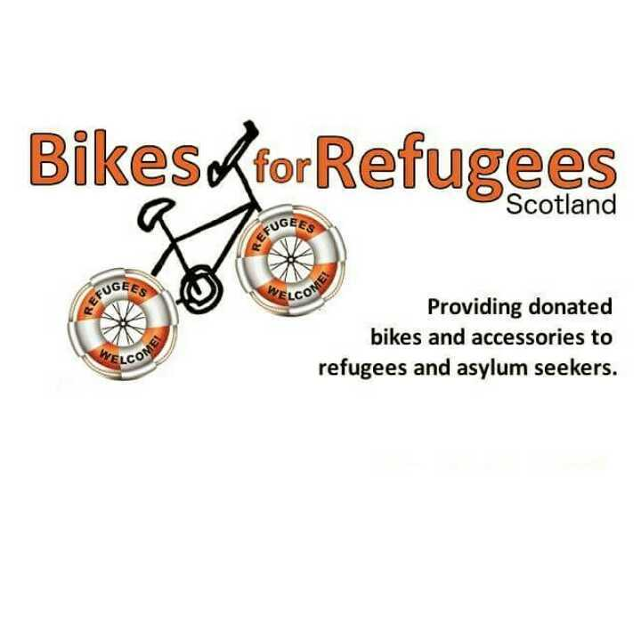 Bikes for Refugees- we repair and supply donated bikrs free to refugees
