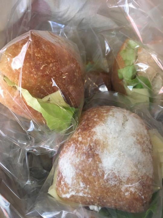 Cheese sandwiches (7)