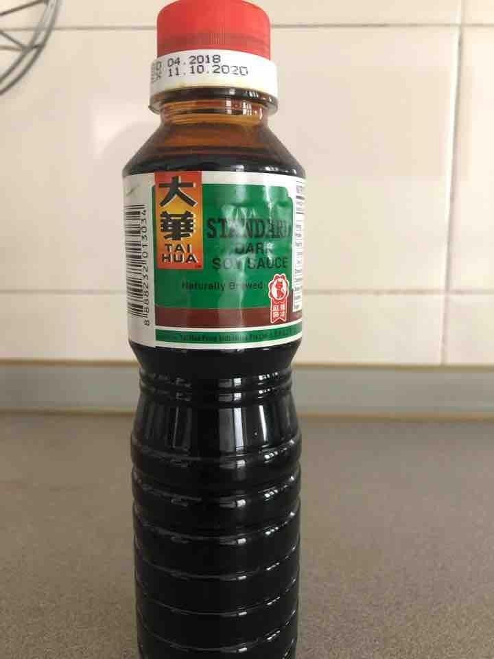 Tai Hua Standard Dark Soy Sauce 320ml