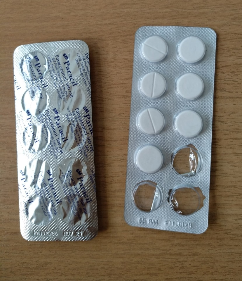 Medicine - Fedac (for cold)