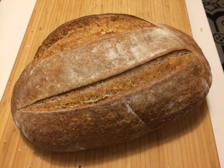 Free bageri loaf