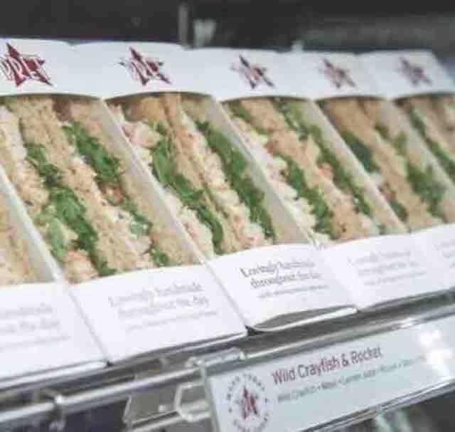 Pret Sandwiches