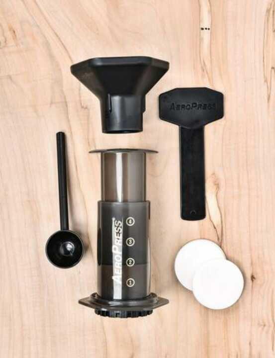 WANTED - Aeropress coffee maker set
