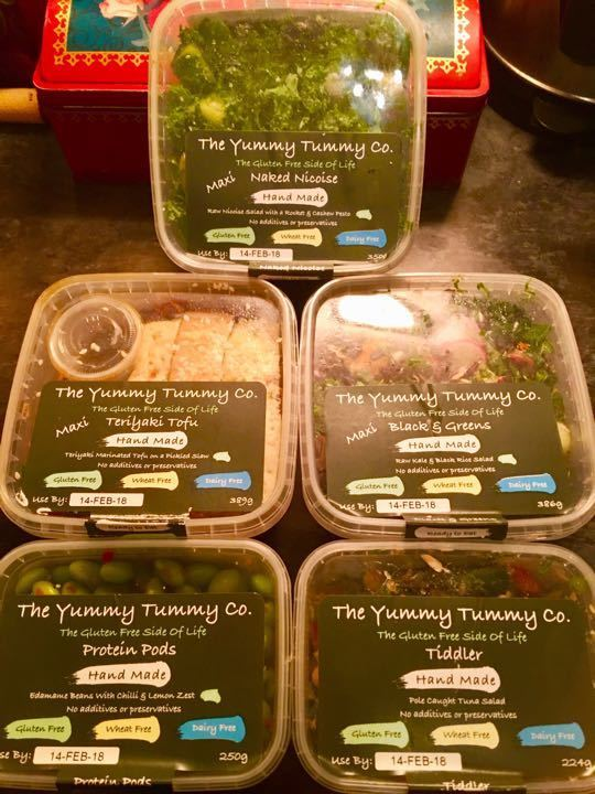 🥗Spectacular Selection of Salads/Meal Boxes, The Yummy Tummy co. UPSATED🥗