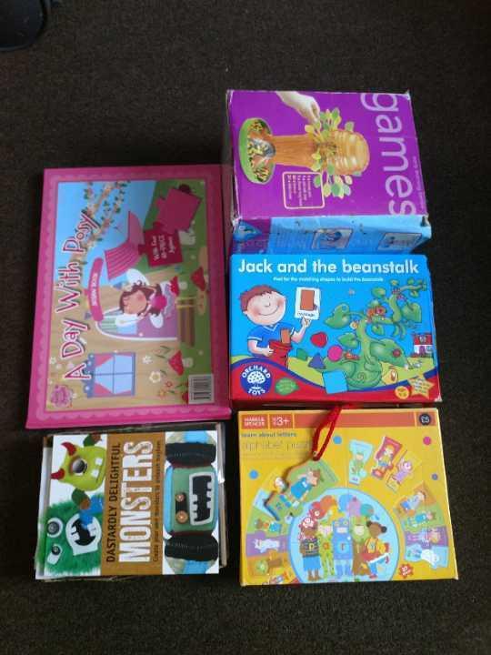 Kid's game bundle
