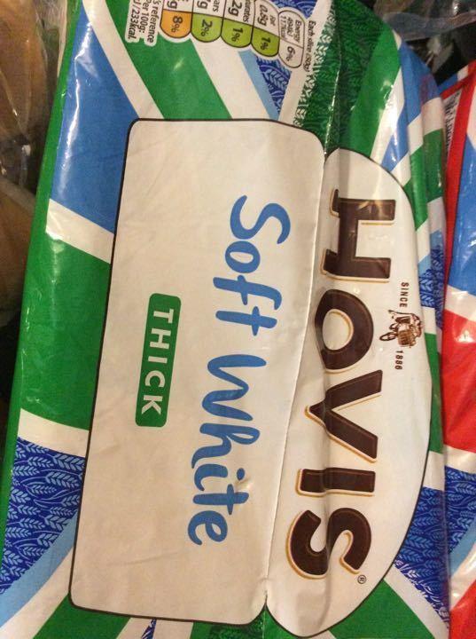 Hovis white thick